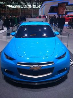 Chevrolet Concept Code 130R