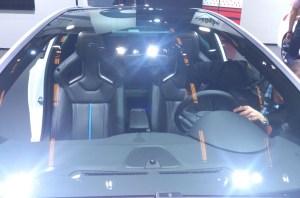 Opel Astra OPC - Interior