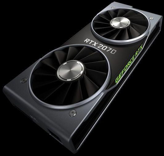 NVIDIA GEFORCE RTX 2070 افضل كرت شاشة بجودة QHD