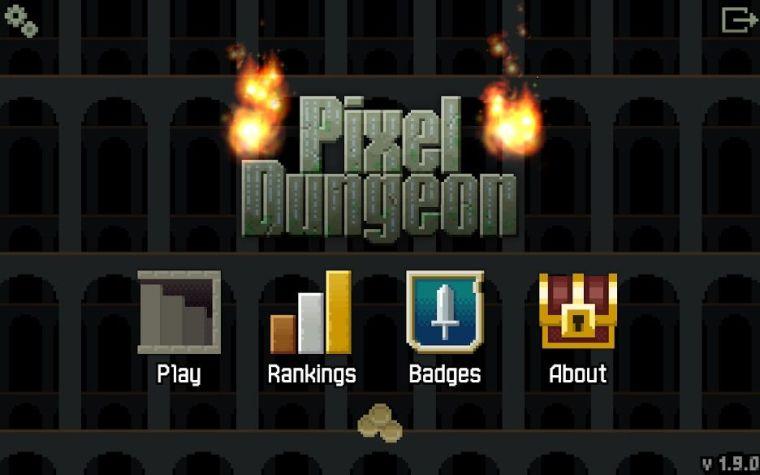 لعبة Pixel Dungeon