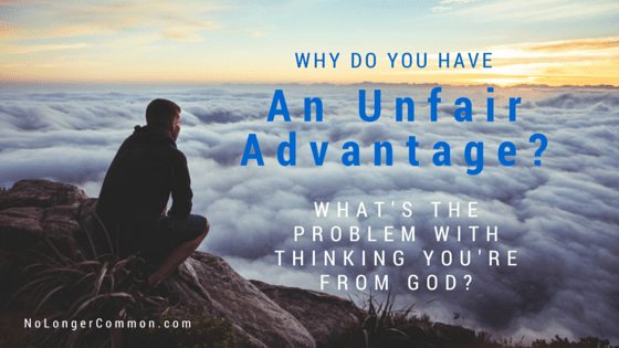 What's the Problem with Thinking You're from God?
