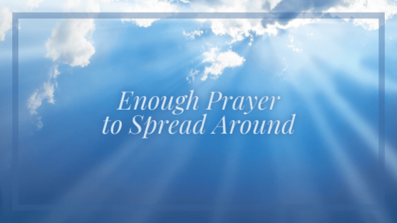 What If You Took Prayer to the Next Level? Part 3
