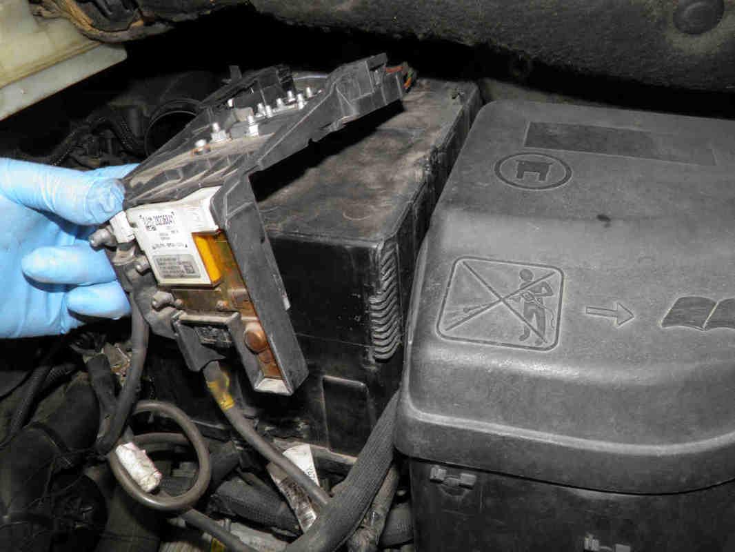 la batterie des peugeot 3008 et 5008