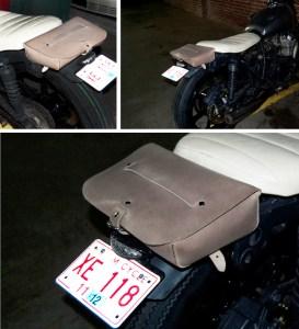 Art of Gear Motorcycle Bag