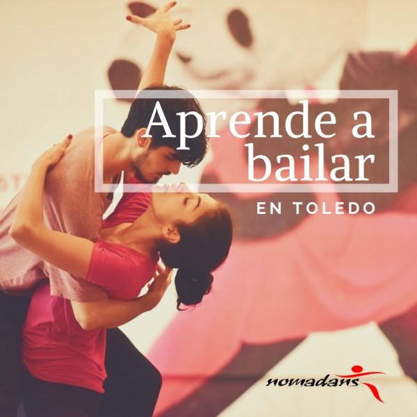 Aprender a bailar en Toledo