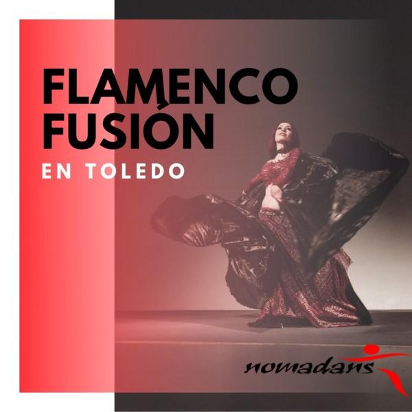 Clases de Flamenco Fusión en Toledo