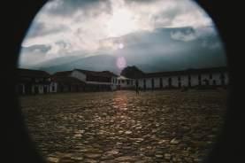 villa de leyva, colombia, nomadarte, vanlife