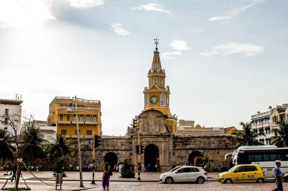 cartagena, colombia, nomadarte, vanlife
