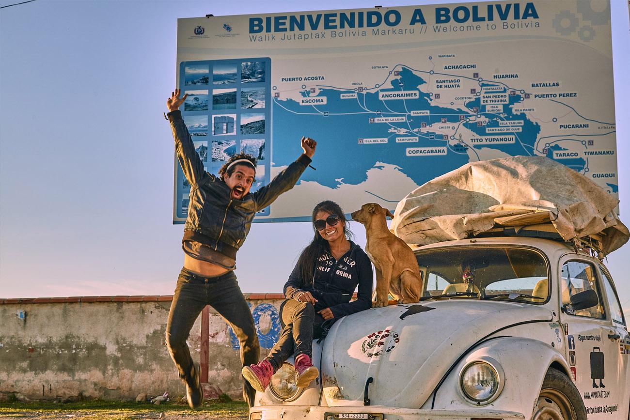 bolivia sudamerica frontera