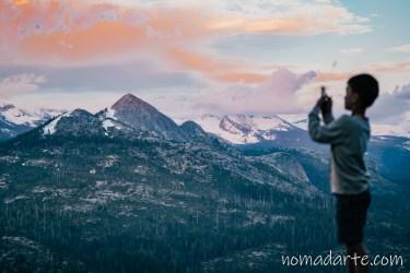 Parque Nacional Yosemite nomadarte vanlife-104