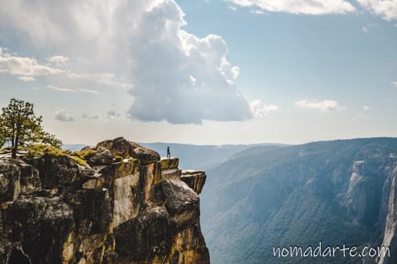 Parque Nacional Yosemite nomadarte vanlife-140