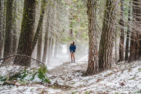 Parque Nacional Yosemite nomadarte vanlife-151