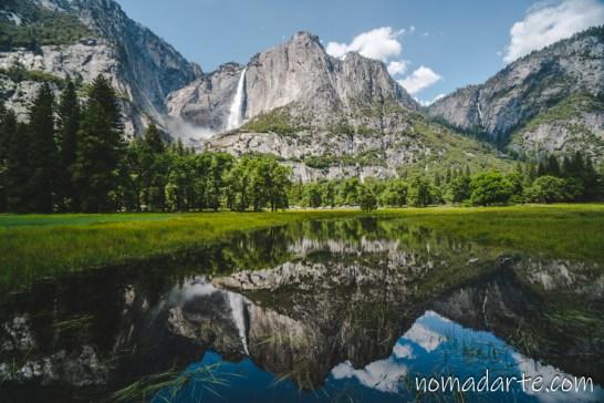 Parque Nacional Yosemite nomadarte vanlife-221