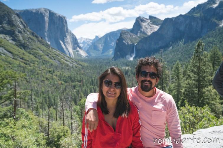 Parque Nacional Yosemite nomadarte vanlife-244