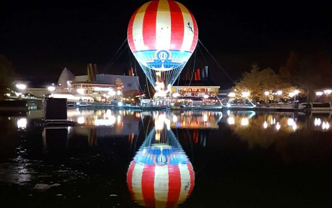 Disneyland Paris' Disney Village