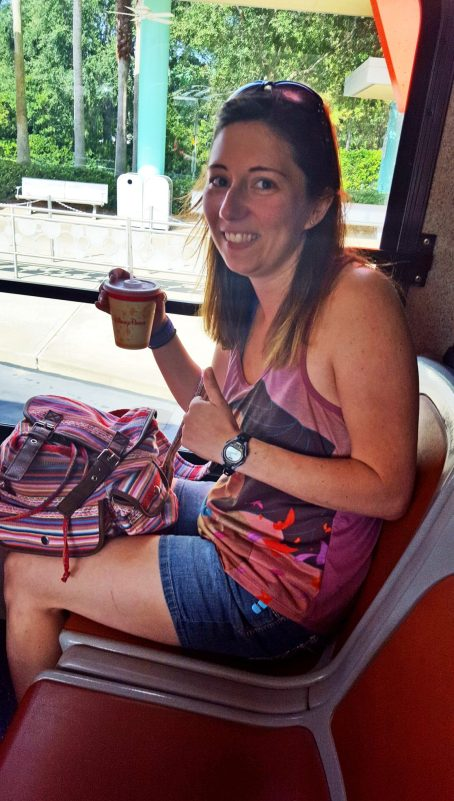 A bus ride at Disney World - Disney World for Adults