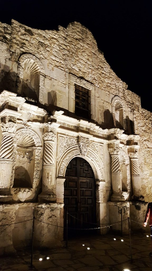 The Alamo in San Antonio, Texas - San Antonio After Work