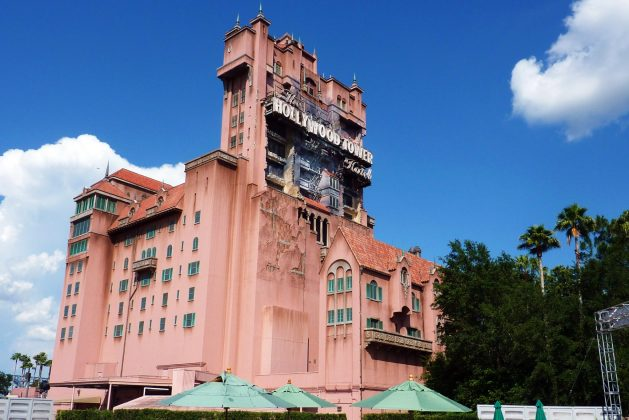 Tower of Terror at Disney World's Hollywood Studios - Disney World for Adults