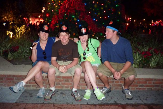 New Year's Eve at Epcot