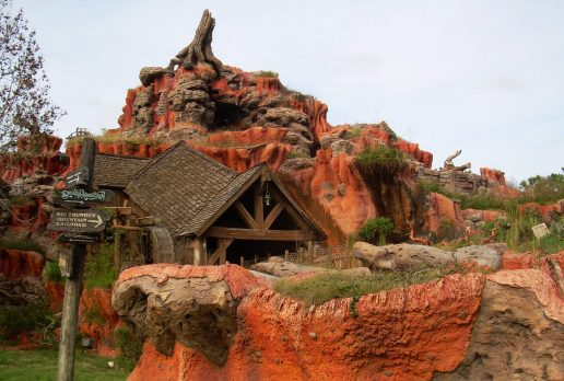 Splash Mountain - things to do for adults at the Magic Kingdom