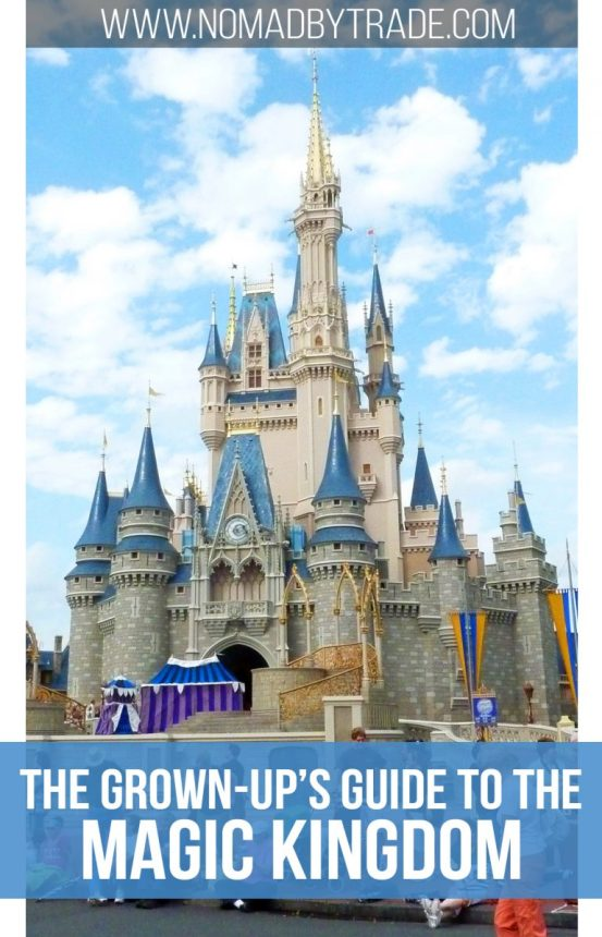There is plenty to do for adults at the Magic Kingdom. Read about the best rides, food, and shows. Disney World | Orlando | #MagicKingdom