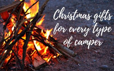 Camping Gift Ideas for Everyone Who Loves to Camp