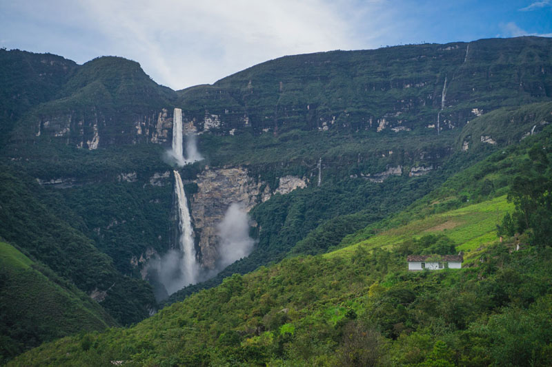 Photo of Catarata de Gocta, one of the world's tallest waterfalls