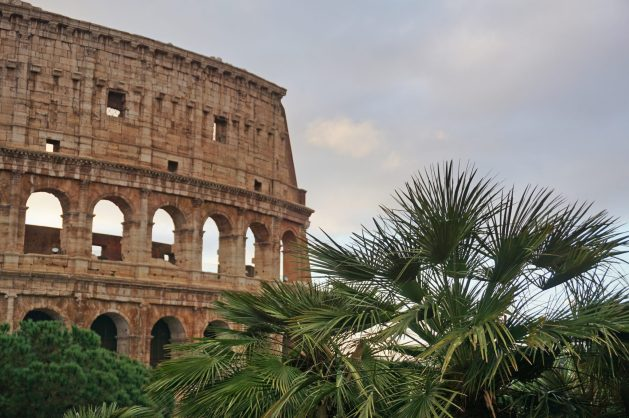 Colosseum tour in Rome, Italy