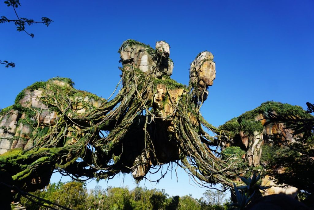 Pandora at Animal Kingdom - save time by booking FastPasses on the My Disney Experience app