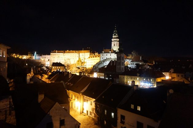 Cesky Krumlov castle - biggest travel mistakes