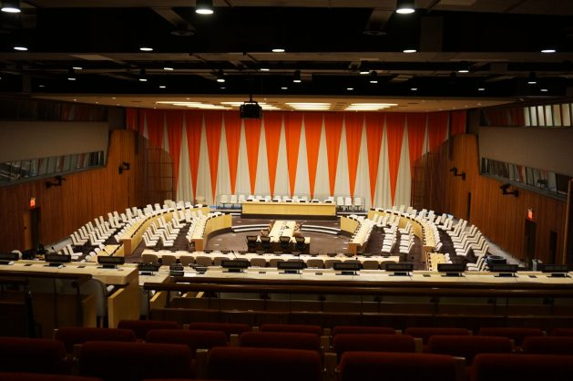UN Economic and Social Council Chamber