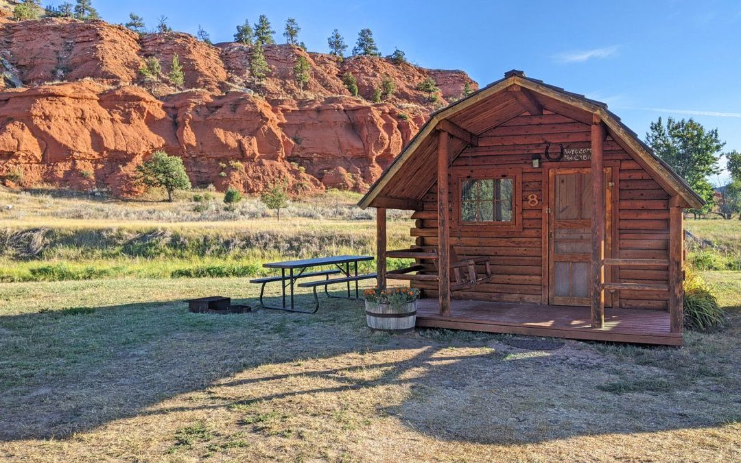 Devils Tower Camping and Cabins at the KOA