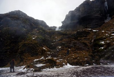 Gljufrabui - Iceland's hidden waterfall