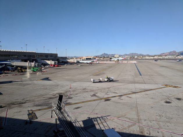Phoenix Sky Harbor PHX - Best and worst US airports