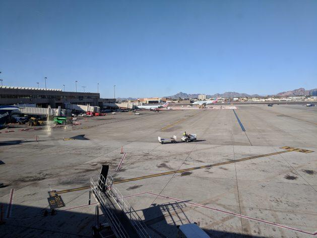 Phoenix Sky Harbor PHX - Best and worst US airports
