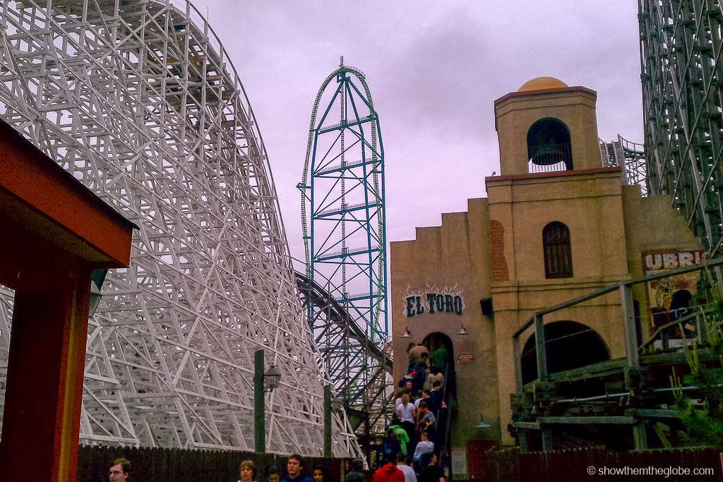 Kingda Ka at Six Flags Great America