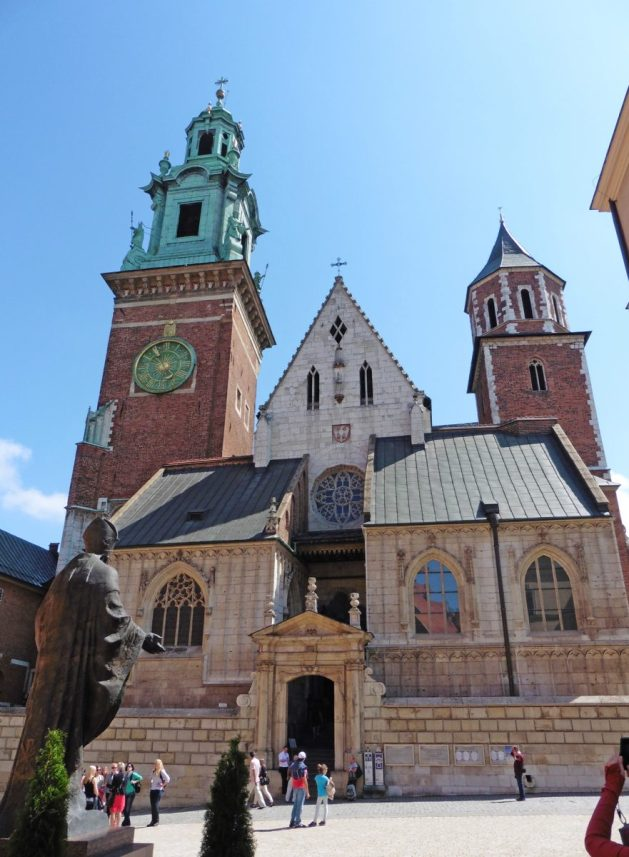 Wawel Cathedral at Wawel Castle