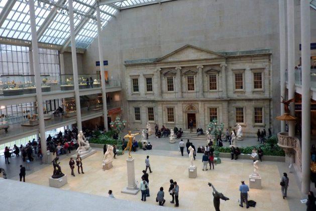 Metropolitan Museum of Art gallery