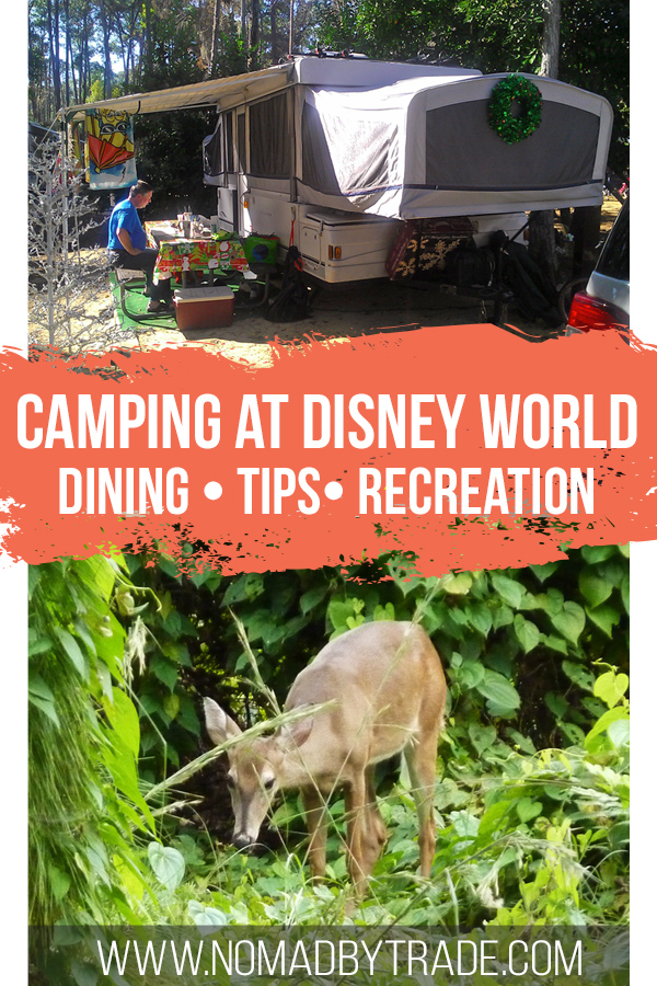 Fort Wilderness Campground is my favorite place to stay at Disney World. Camping at Disney World is unlike any other campground. With great dinner shows, easy transportation, all the perks of staying at Disney hotels, and a budget-friendly price that allows you to save money at Disney World, consider staying at Fort Wilderness for your next trip to Disney World.