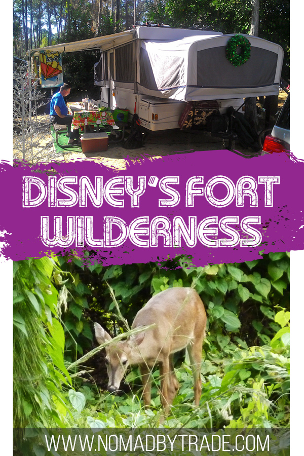 Fort Wilderness Campground is my favorite place to stay at Disney World. Camping at Disney World is unlike any other campground. With great dinner shows, easy transportation, all the perks of staying at Disney hotels, and a budget-friendly price, consider staying at Fort Wilderness for your next trip to Disney World.