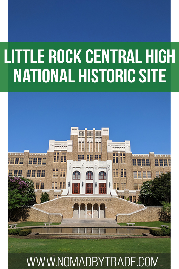 If you're looking for things to do in Little Rock, Arkansas, consider a visit to Little Rock Central High School National Historic Site. It commemorates the struggle of the Little Rock Nine - the first black students to integrate the high school. This free activity in Little Rock features a visitor center and an opportunity to tour the high school.
