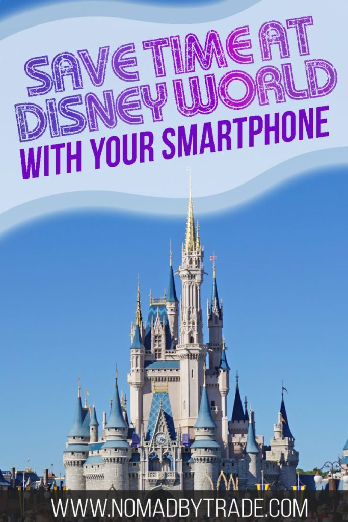 Breeze through lines and save time at Disney World with these tips for saving time on your Disney vacation. Your smartphone is the key to making the most of your vacation and you won't want to set foot in Disney World without downloading the free MyDisneyExperience app. #DisneyWorld #Disney #Epcot #MagicKingdom #DisneyTips #DisneyVacation #TravelTips #DisneyWorldTips #DisneyResorts #WDW #Vacation #VacationTips #USA