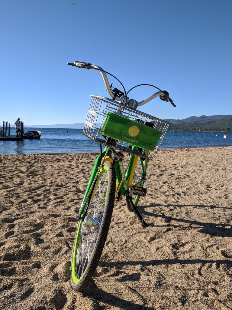 Bikeshare program - great things to do in South Lake Tahoe, California