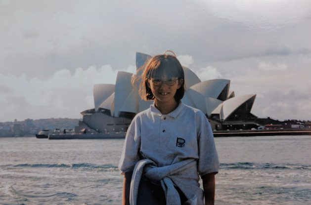Sydney in 1998 - First trip to Australia