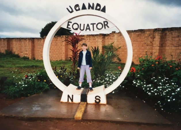 Uganda in 2004 - First trip to Africa