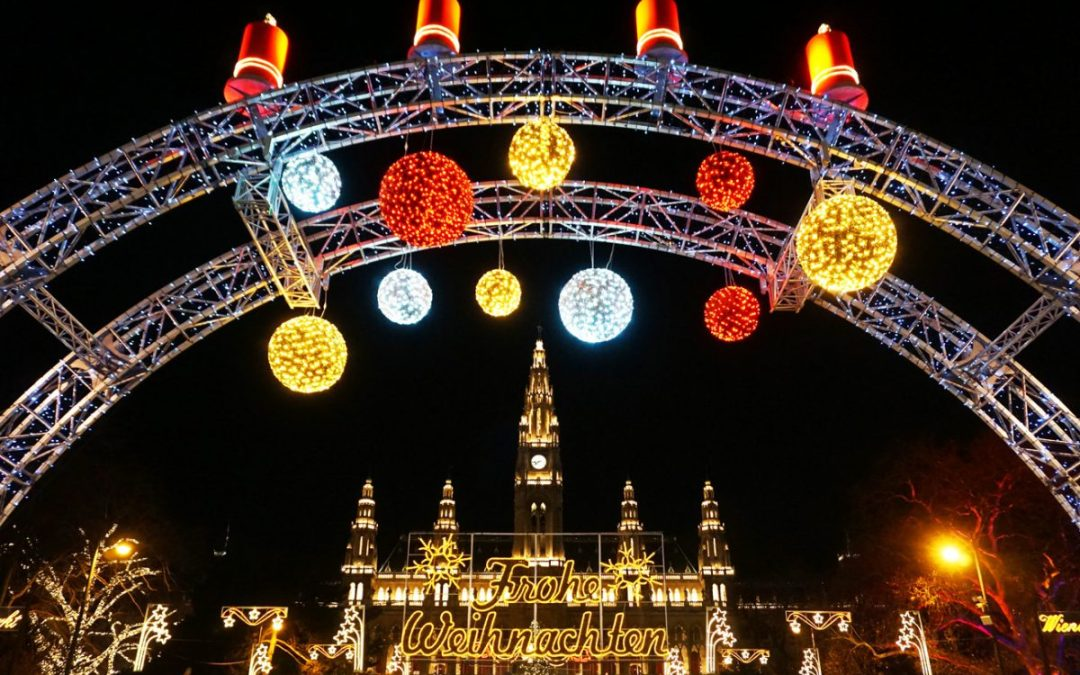 Vienna Christmas Market.Your Guide To The Best Vienna Christmas Market Nomad By Trade