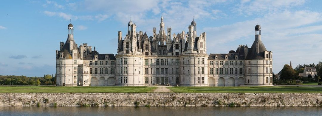 Chateau Chambord is one of the top things to do in France