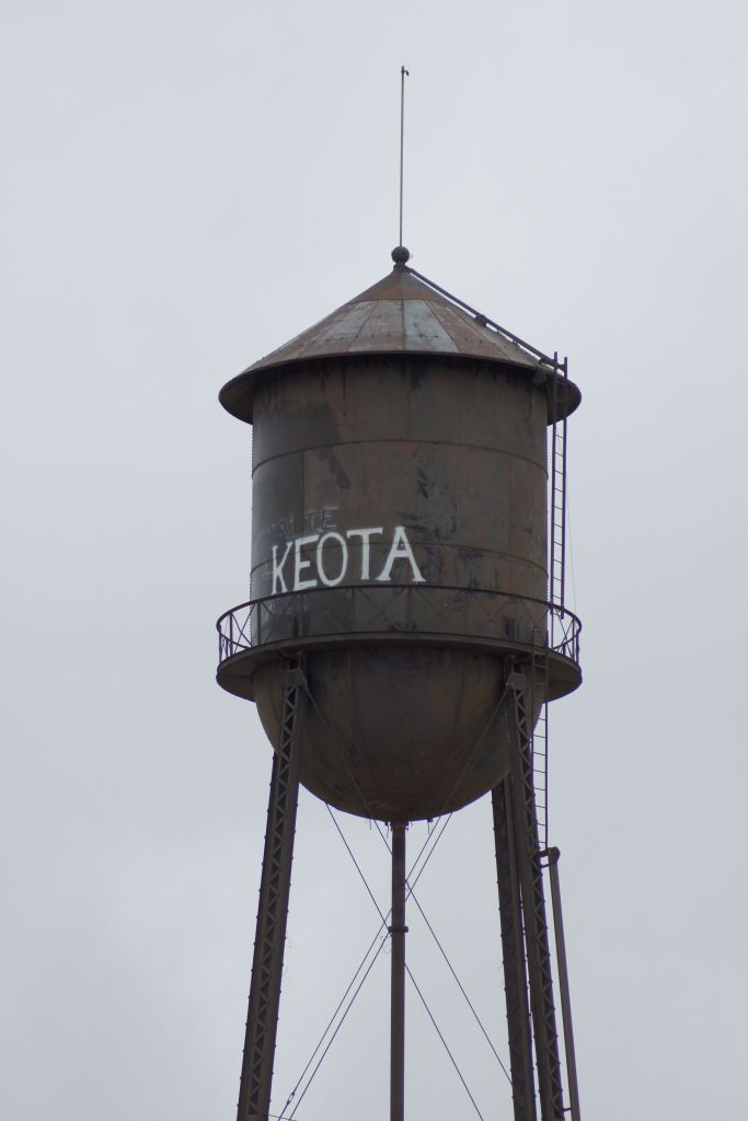 Keota Water Tower