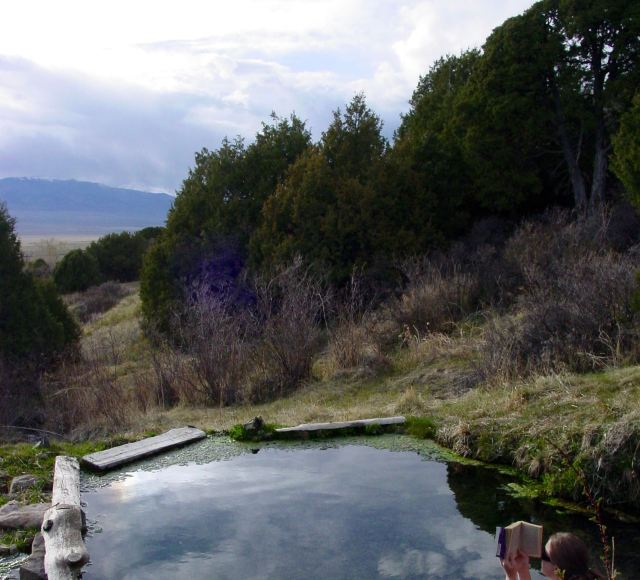 Valley View Hot Springs