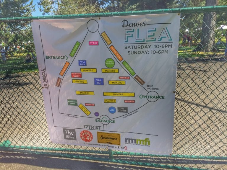 Map of the 10th Flea